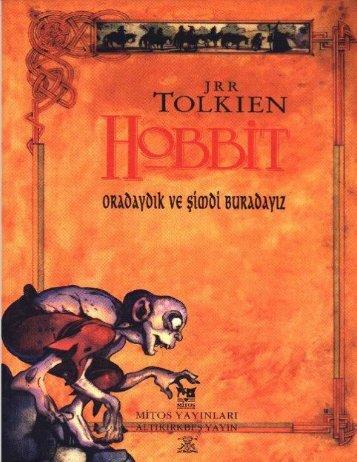 J.R.R. Tolkien - Hobbit (Resimli)