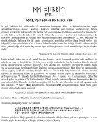 J.R.R. Tolkien - Hobbit (Resimli) - Page 7