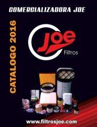 Catalogo 2016 Filtros Joe V3