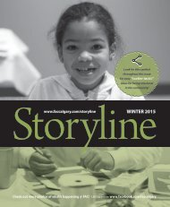 Storyline Winter 2015