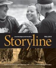 Storyline Fall 2015