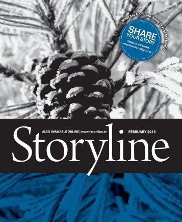 Storyline Spring 2015