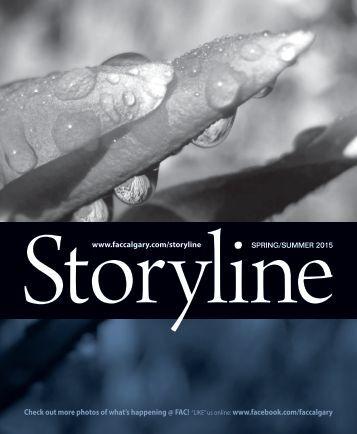 Storyline Spring/Summer 2015