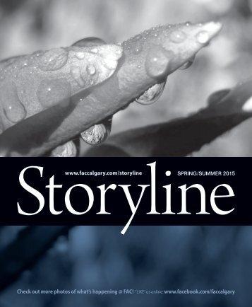 Storyline Summer 2015