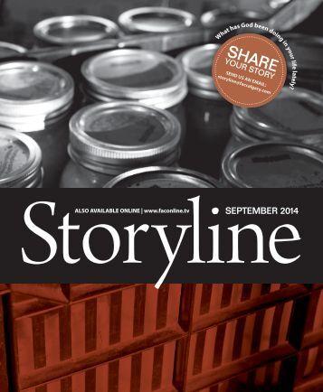 Storyline September 2014