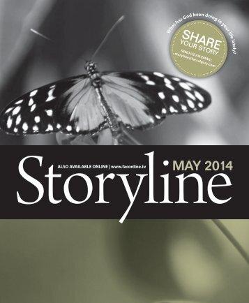 Storyline Summer 2014
