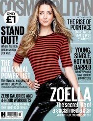 Cosmopolitan - November 2016  UK
