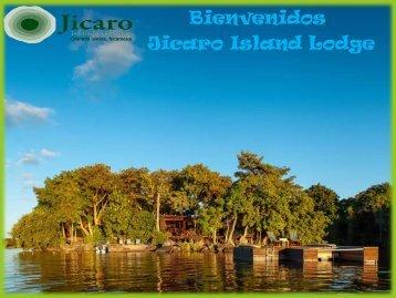 Catalogo Jicaro Island Lodge