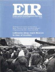 Executive Intelligence Review, Volume 19, Number 46, November ...