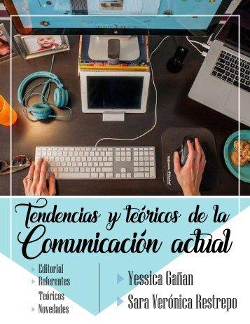 Tendencias y teóricos de la comunicación