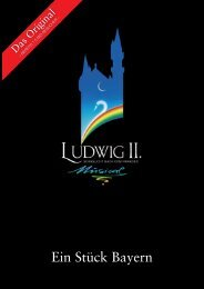 Ein Stück Bayern - Koenig Ludwig Festspiele