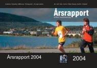 Årsrapport 2004 - søral bil