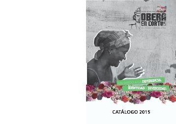 Catalogo Oberá en Cortos 2015