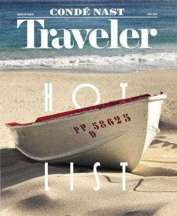 Conde Nast Traveler Best Hotels 2017