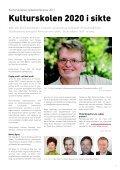 to ledige stillinger i norsk kulturskoleråds ledelse - Page 7