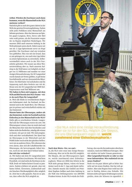 s'Positive Magazin 04.2017