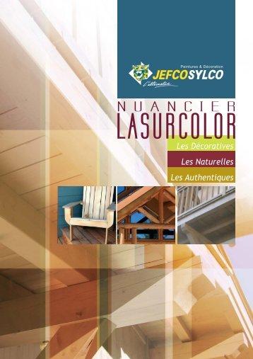 JEFCOSYLCO - LASURCOLOR:LIVRET CONSO FACADE COR.qxd ...