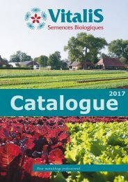 Vitalis Catalogue France 2017