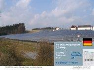 SINVERT PV inverter We make the sun your source of ... - Siemens