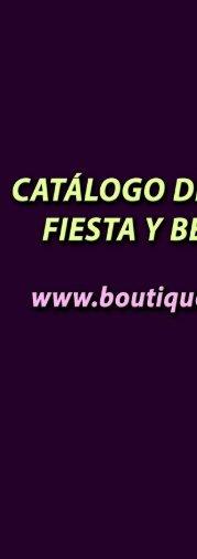 Catálogo Fiesta, flamenca y Bellydance