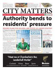 City Matters Editions 030