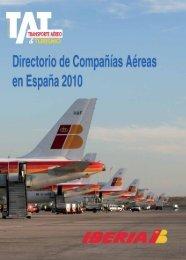 2010 - TAT Revista - Transporte Aéreo & Turismo