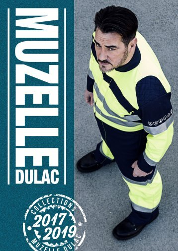 Catalogue Muzelle Dulac Hasson 2017