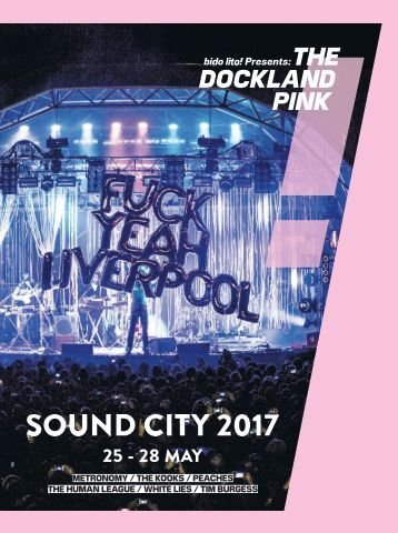 The Dockland Pink / Sound City 2017