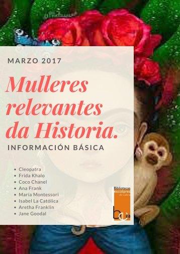 GUÍA MARZO MULLERES RELEVANTES