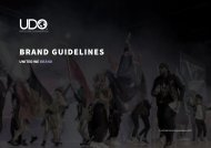 UDO Brand Guidelines 2017