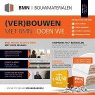 BMN krant - (ver)bouwen met bmn > doen we. Editie mei 2017