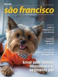Revista São Francisco - Edição 01