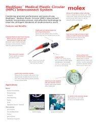MediSpec™ Medical Plastic Circular (MPC)