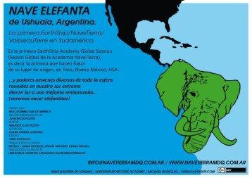 Nave Elefanta Ushuaia 2014