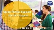 How to Fix Epson Printer Error Code E-01?| 1800-243-0019 EPSON SUPPORT