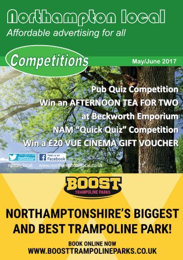 Northampton Local May/June 17