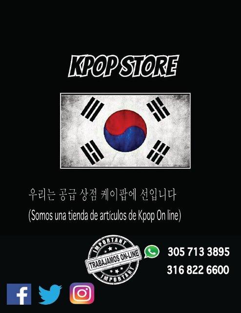 kpop store