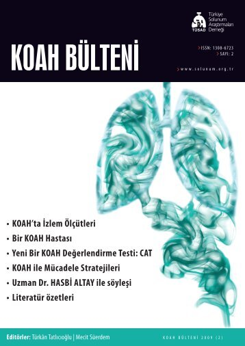 KOAH Bülteni 2009 Sayı 2