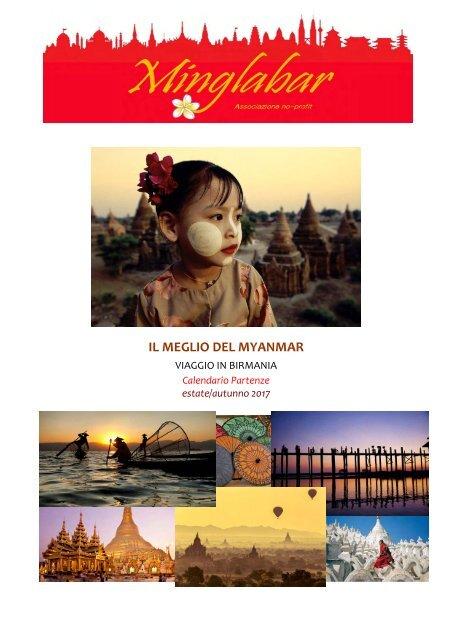 Myanmar agenzia di incontri tecniche di datazione dellacqua