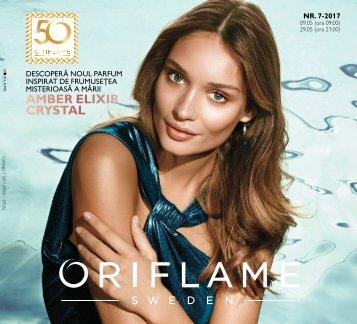 C7 Oriflame Katalogus