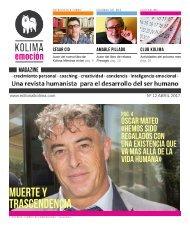 KOLIMA EMOCION Magazine Abril