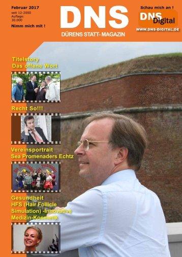 DNS Ausgabe Februar 2017