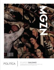 MGZN - Vol. 1 (política)