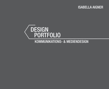 Portfolio Mappe Isabella Aigner