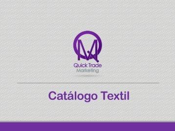 Catalogo textil