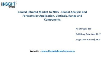 Cooled Infrared Market - Global Industry Analysis, Size, Share, Growth, Trends and Forecast 2016 - 2025 |The Insight Partners