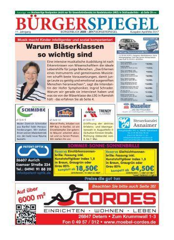April 2017 | Bürgerspiegel
