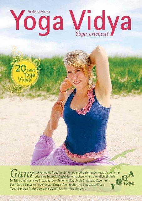 »Yoga Vidya – Herbst 2012«