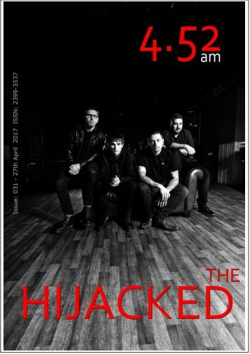 4.52am Issue: 031 27th April 2017 - The Hijacked Issue