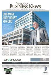 Waikato Business News April/May 2017